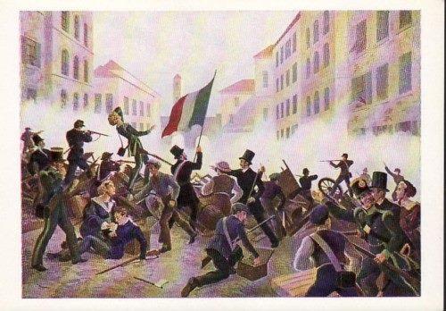 Sulle barricate, seconda parte – Fabio Calabrese