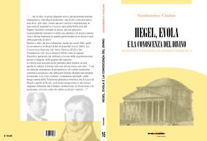G. Casalino e la teosofia platonica secondo Hegel ed Evola – Luca Valentini
