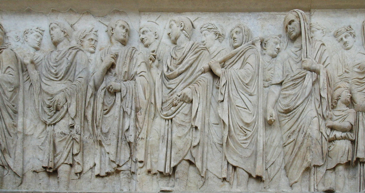 Uomini – Dei e Res Publica Romana – Giandomenico Casalino