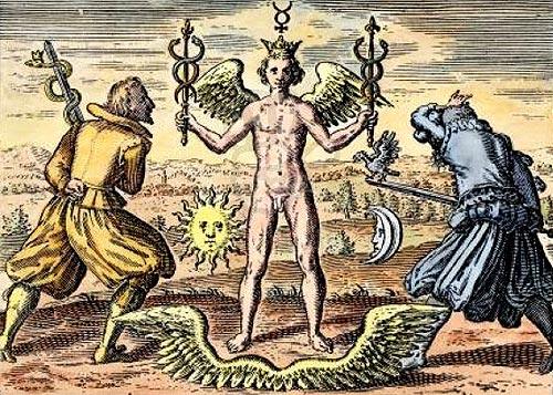 Il Kybalion ed i sette principi ermetici – Luca Valentini