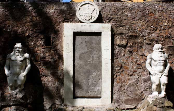 La Porta Magica a Roma – Augusto Vasselli