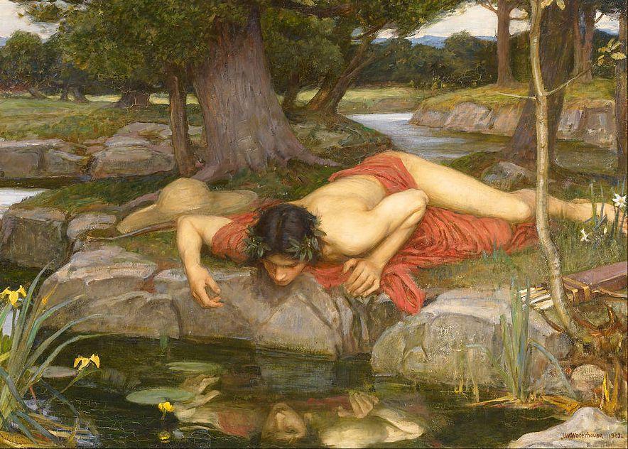 Il mito di Narciso, paradigma dell'era post-moderna – Federica Francesconi
