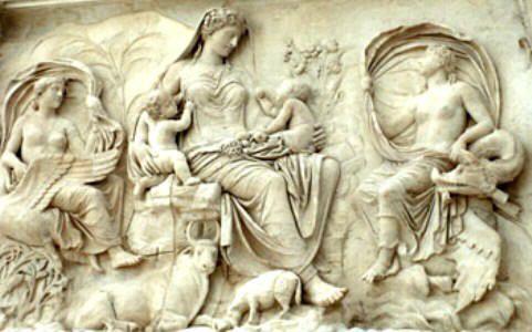 Mater Matuta: la Colomba ed il Mito del ritorno – Giuliana Poli