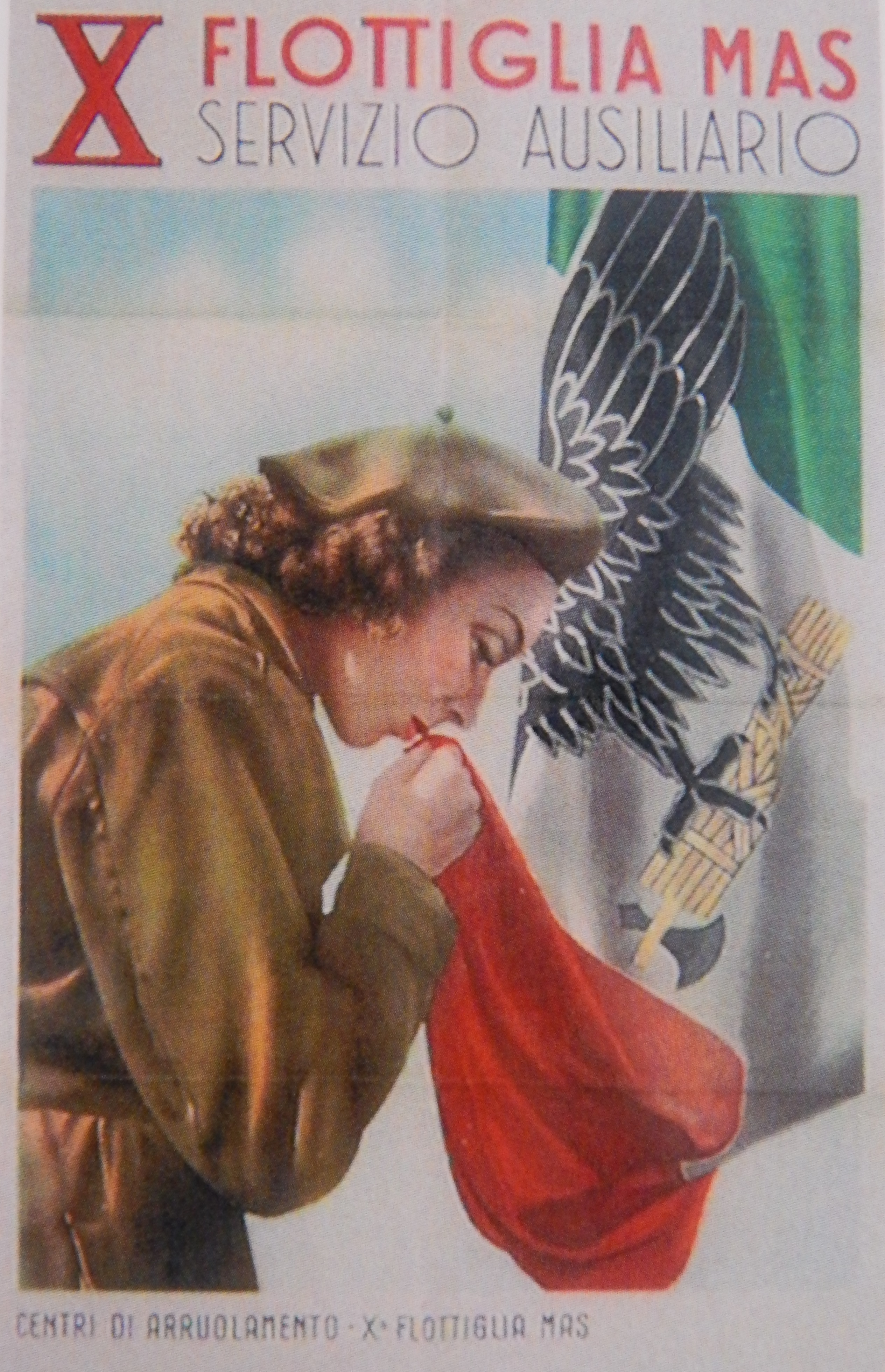 DECIMA FLOTTIGLIA M.A.S.: propaganda per la riscossa (XXIV parte) – Gianluca Padovan