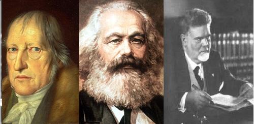 Hegel tra Marxe Gentile – Umberto Bianchi