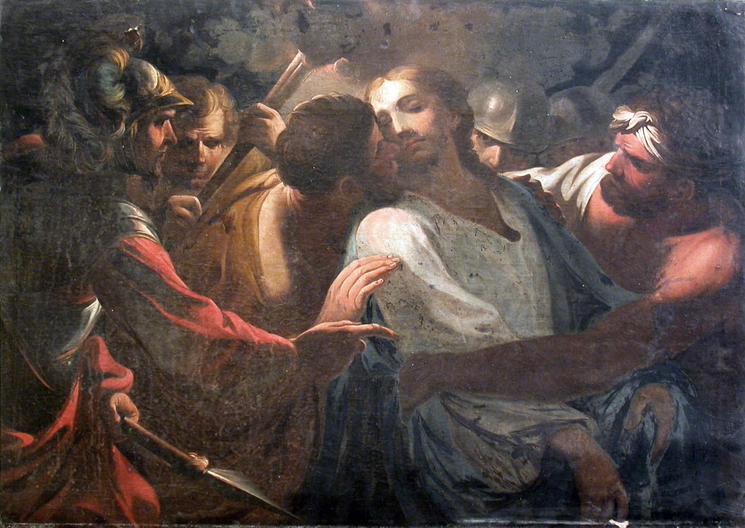 La responsabilità morale di Giuda – Luigi Angelino