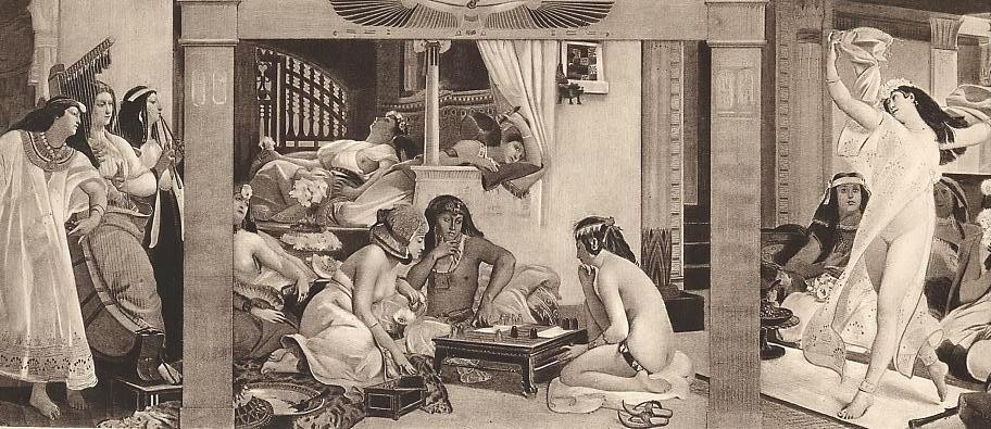 Una russa a Montparnasse: biografia intellettuale  di Maria De Naglowska – 5^ parte – Francesco Innella