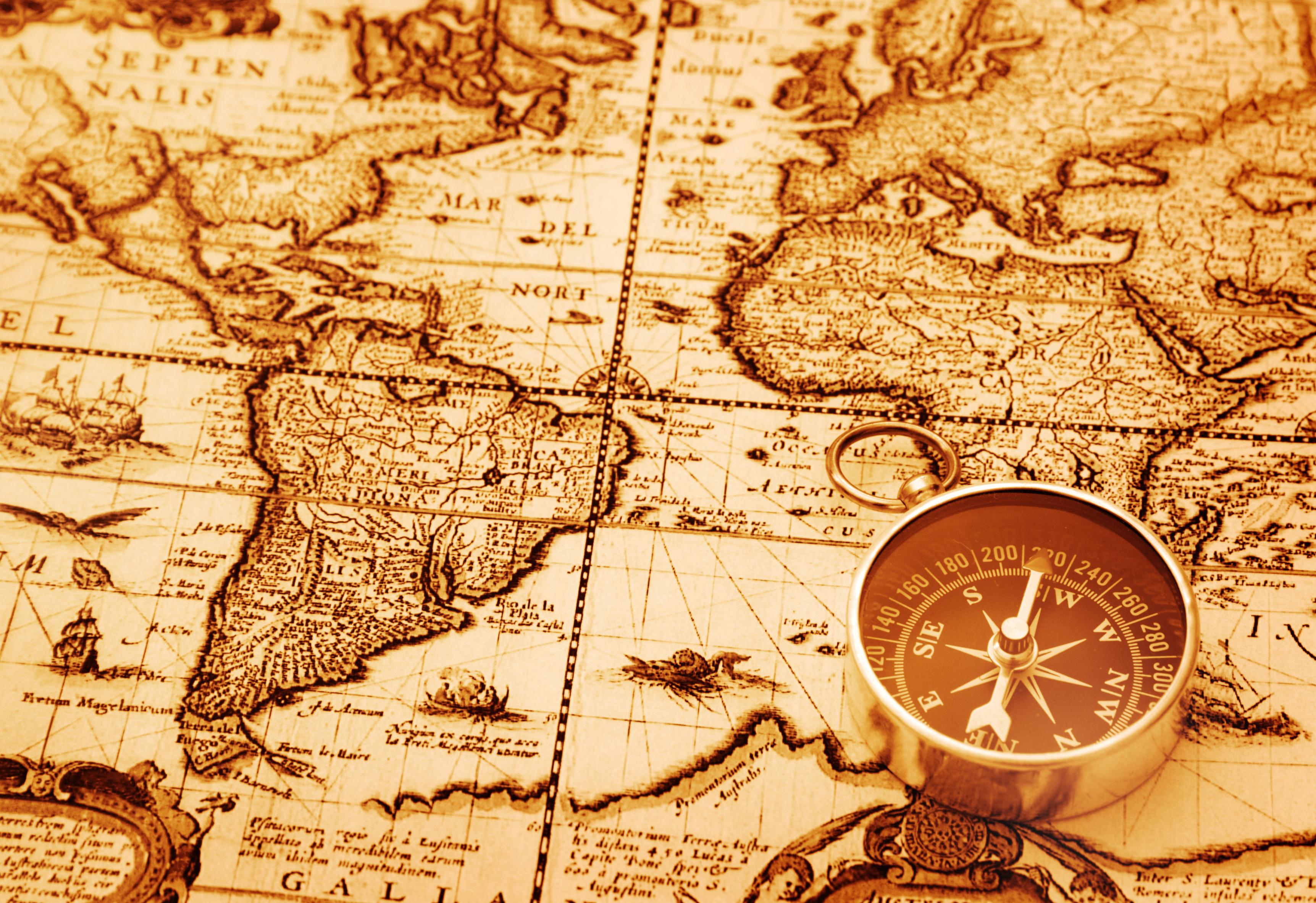 La bussola e la mappa – Vittorio Varano