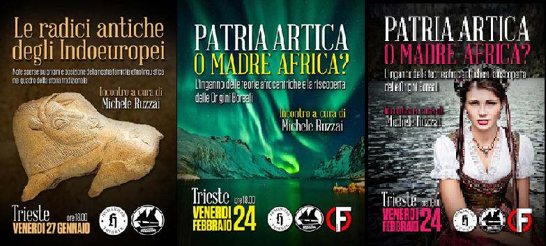 Le Radici Antiche degli Indoeuropei – Incontro dd. 27/1/2017 – Michele Ruzzai