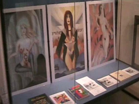 Evola – 'Metafisica del sesso': denuncia, alchimia, arte e ritualità (1) – Vitaldo Conte