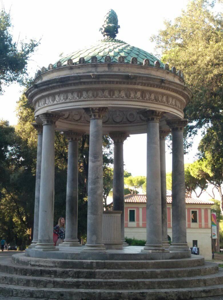 Roma: la Luce che riaffiora–Achille Tricoli