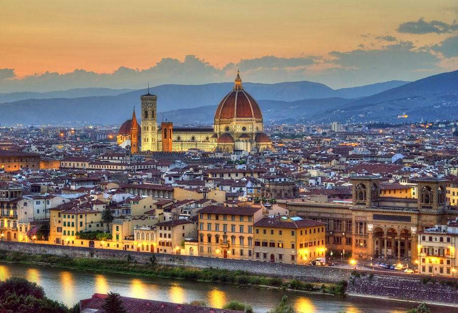 La vocazione culturale di Firenze – Luigi Angelino