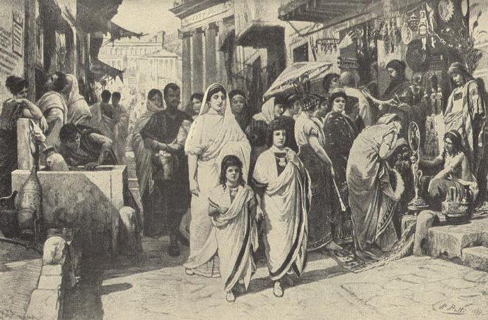 Reddito di cittadinanza: un progresso antico! – Giuseppe Barbera