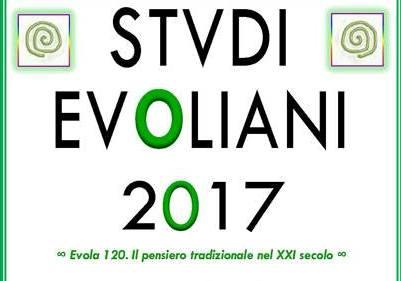 Studi Evoliani 2017