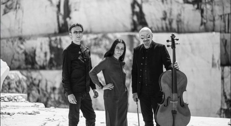 THE MAGIC DOOR – L'album d'esordio diGiada Colagrande,Arthuan RebiseVincenzo Zitello