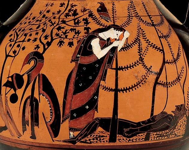 Anche gli Dei piangono: il pianto come pratica mistica – Emanuele Franz