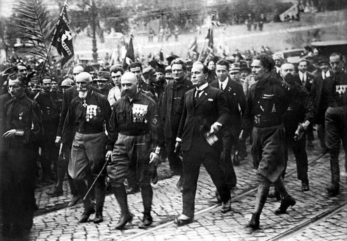 Fascismo e Massoneria, storia di rapporti complessi – 2^ parte – Luigi Morrone