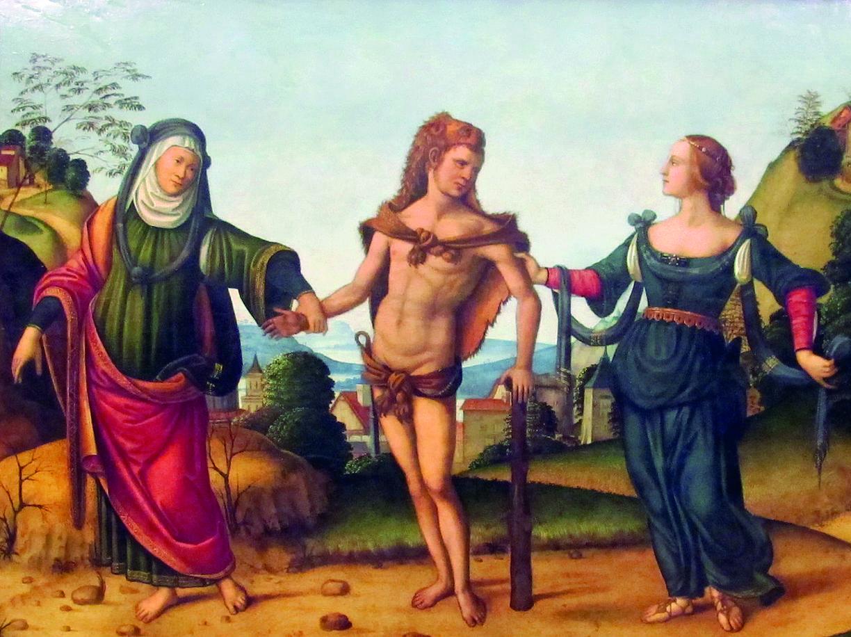 Il Genio come culmine metafisico del dolore – Emanuele Franz