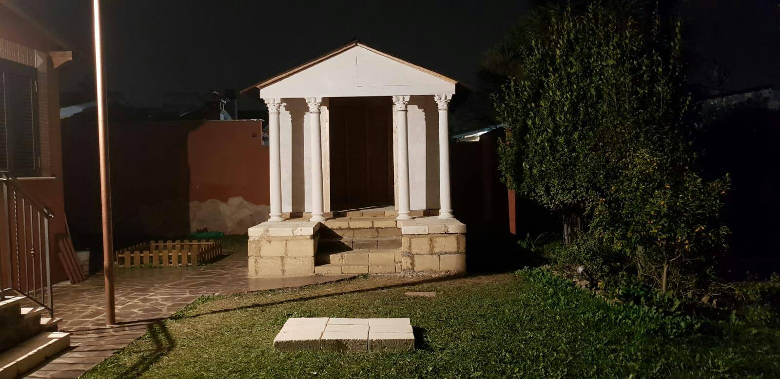 Classical Renaissance: a new temple dedicated to Apollo is rising (english version)