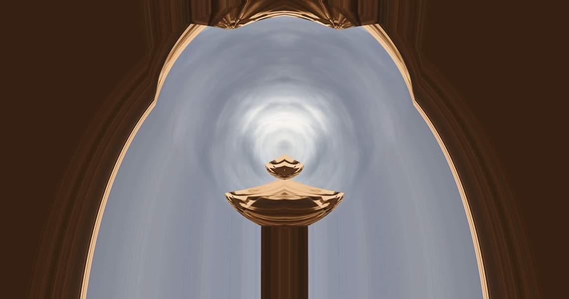 Il grembo materno, simbolo di protezione e rigenerazione – Stefano Mayorca ©