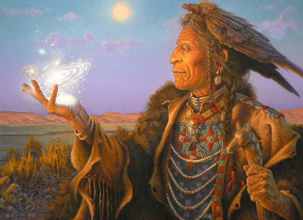 Terra Sacra, la religione cosmica degli Indiani d'America – Giovanni Sessa