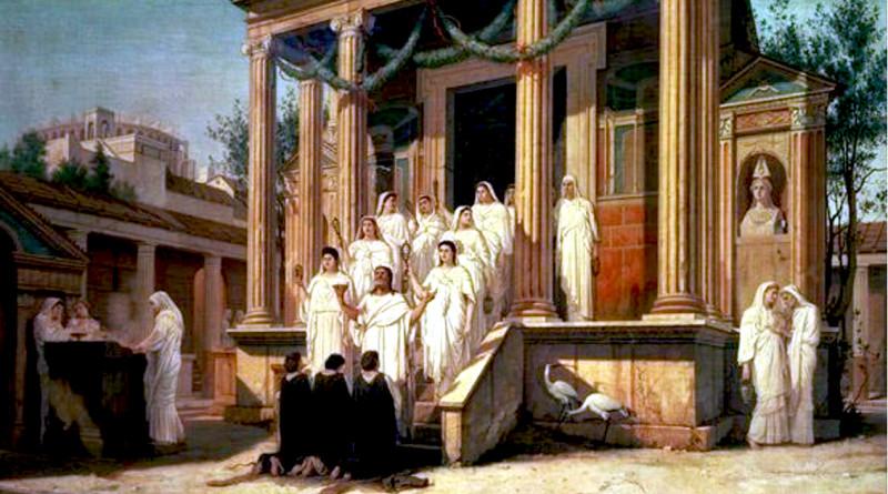 I collegi sacerdotali di Roma arcaica negli studi storico-religiosi italiani – Claudia Santi