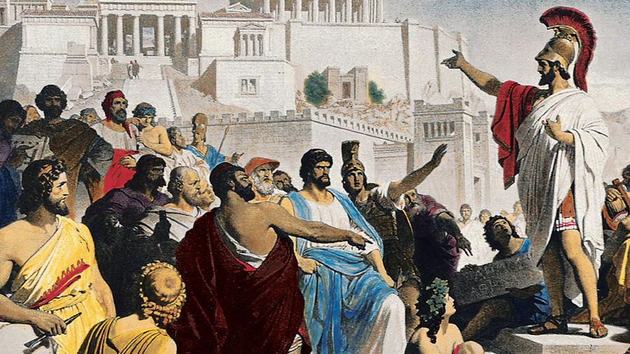 Elogio della democrazia– Franco Severini