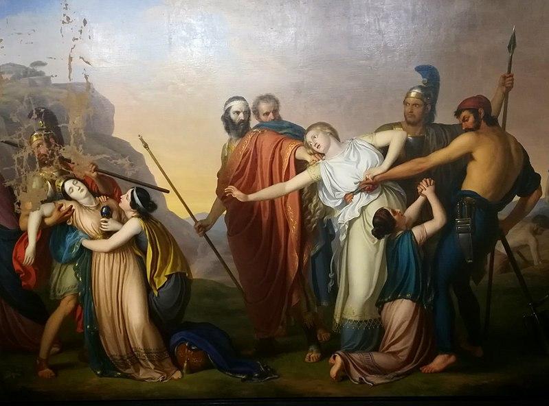 Creonte – (Ovvero: se sia giusto trasgredire le leggi in nome di una morale soggettiva)–Fabio Calabrese