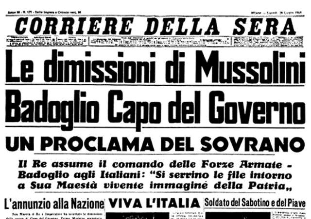 Fascismo e Massoneria, storia di rapporti complessi – 5^ parte – Luigi Morrone