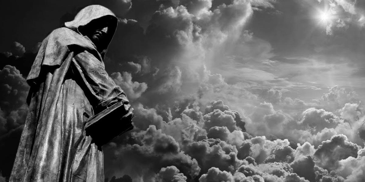Giordano Bruno, Figlio d'Ermete – Luca Valentini