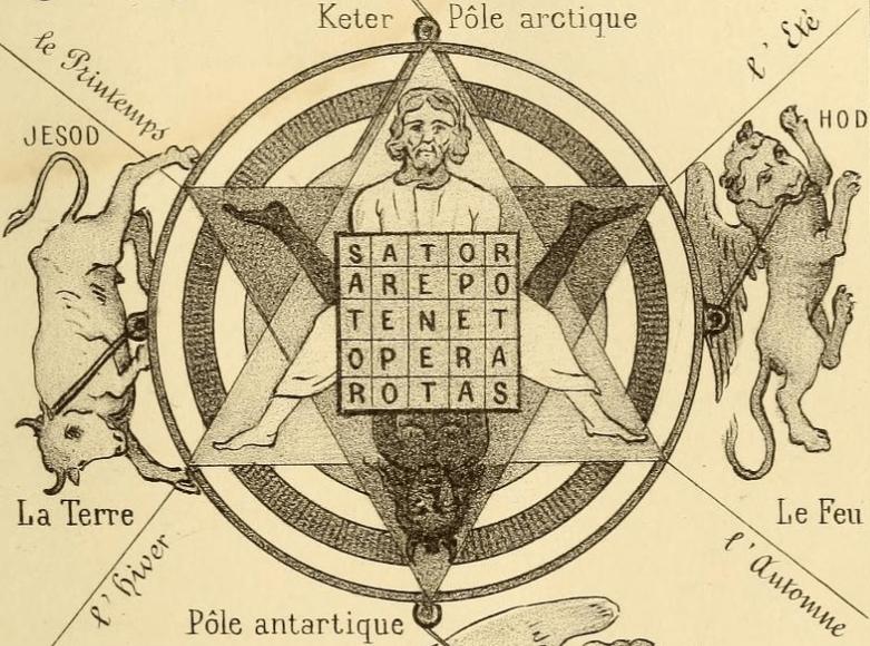 Eliphas Levi, l'ultimo Adepto: la Magia del Sanctum Regnum – Stefano Mayorca