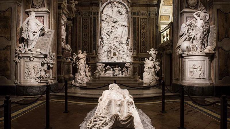 La Cappella Sansevero: un compendio di arte, filosofia, teologia ed esoterismo – Luigi Angelino