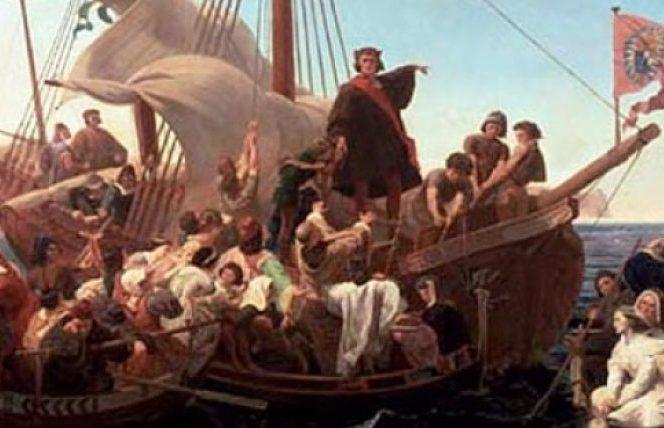 Il viaggio esoterico di Cristoforo Colombo – Umberto Bianchi