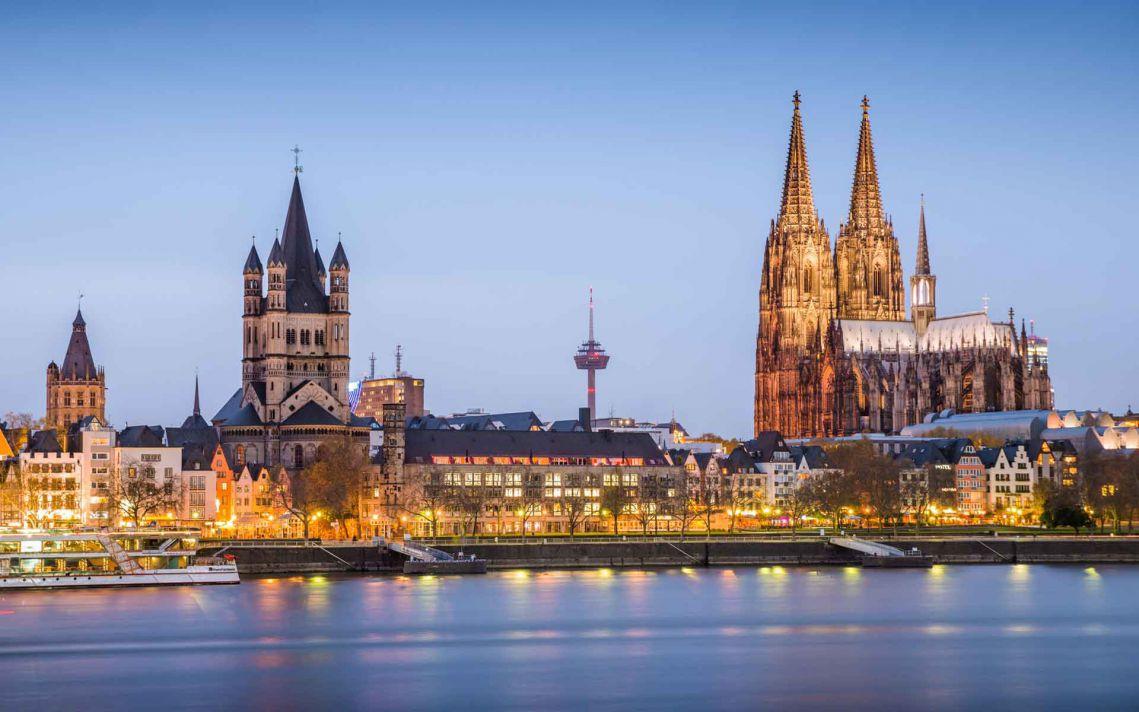Colonia e la sua misteriosa cattedrale – Luigi Angelino