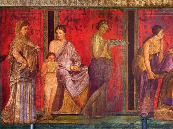 Il Femminino nei Culti Misterici – Vittorio Vanni