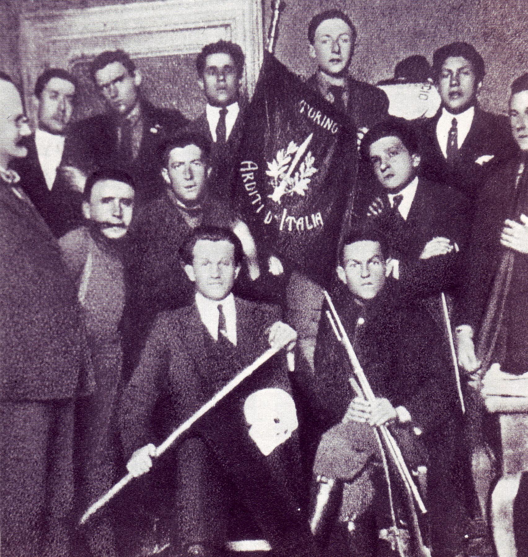La volontà di rivincita: nascono i FdC, Torino 1919 (prima parte). A cura di Giacinto Reale