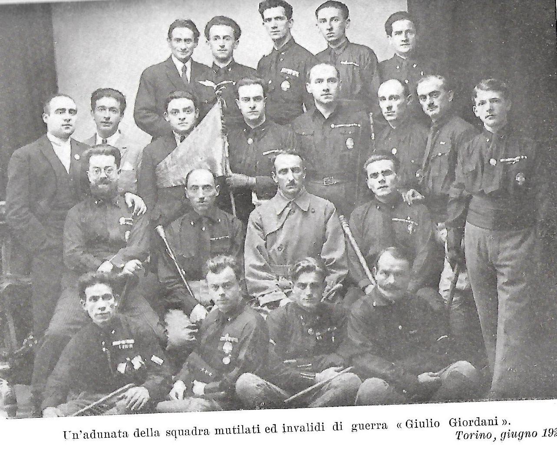 La volontà di rivincita: nascono i FdC, Torino 1919 (seconda parte). A cura di Giacinto Reale