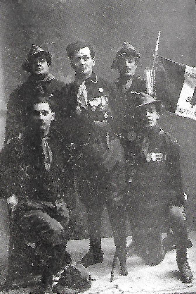 La volontà di rivincita: nascono i FdC, Torino 1919 (terza e ultima parte). A cura di Giacinto Reale