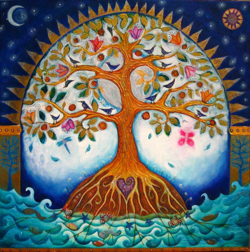 La forma dell'albero e della pietra: il Bello – Giacomo Rossi
