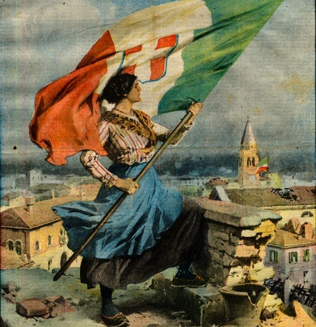 La volontà di rivincita: nascono i FdC, Trieste 1919 (prima parte). A cura di Giacinto Reale