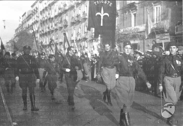 La volontà di rivincita: nascono i FdC, Trieste 1919 (seconda parte). A cura di Giacinto Reale