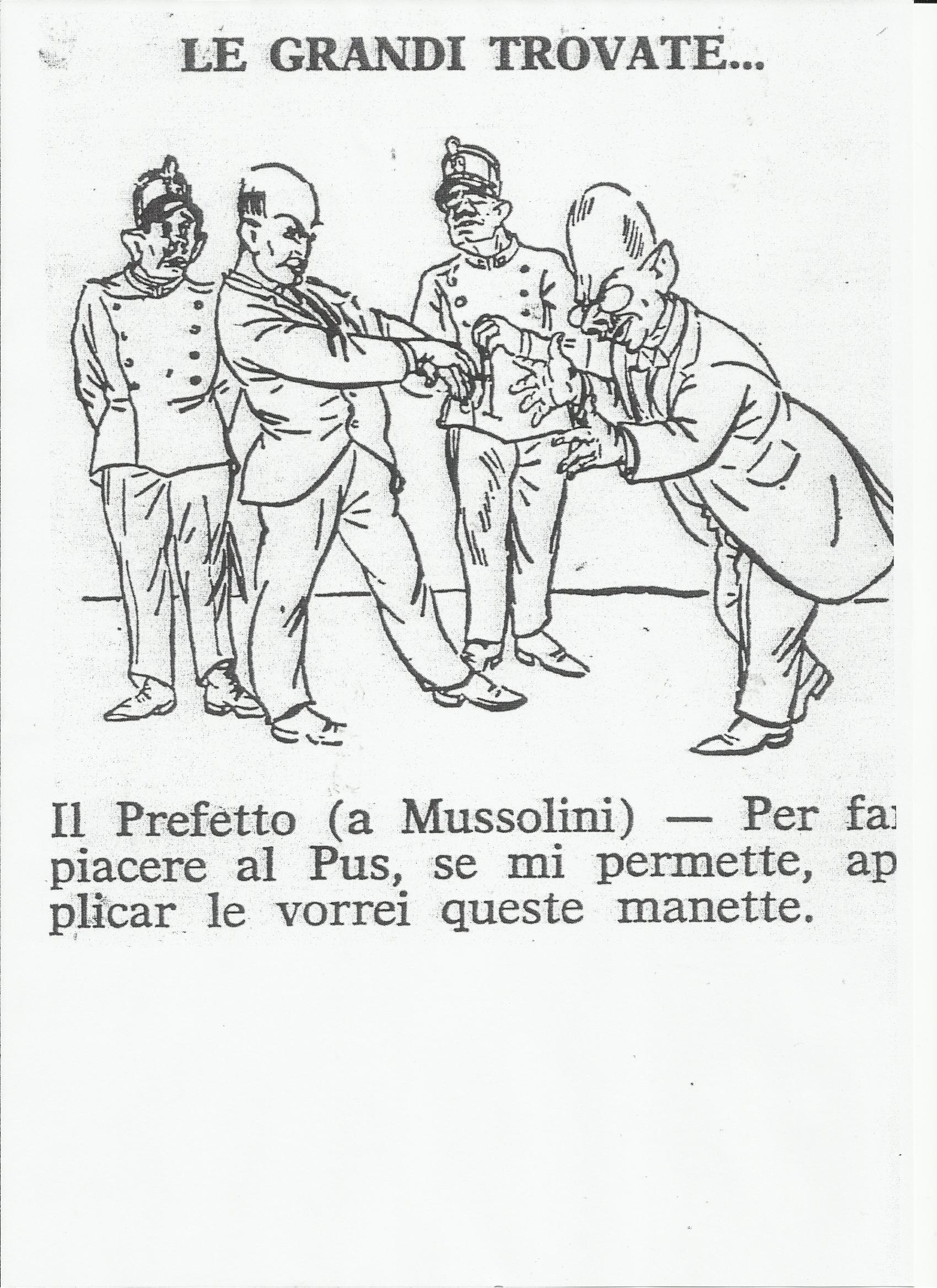 La volontà di rivincita: nascono i FdC, Milano 1919 (terza parte). A cura di Giacinto Reale
