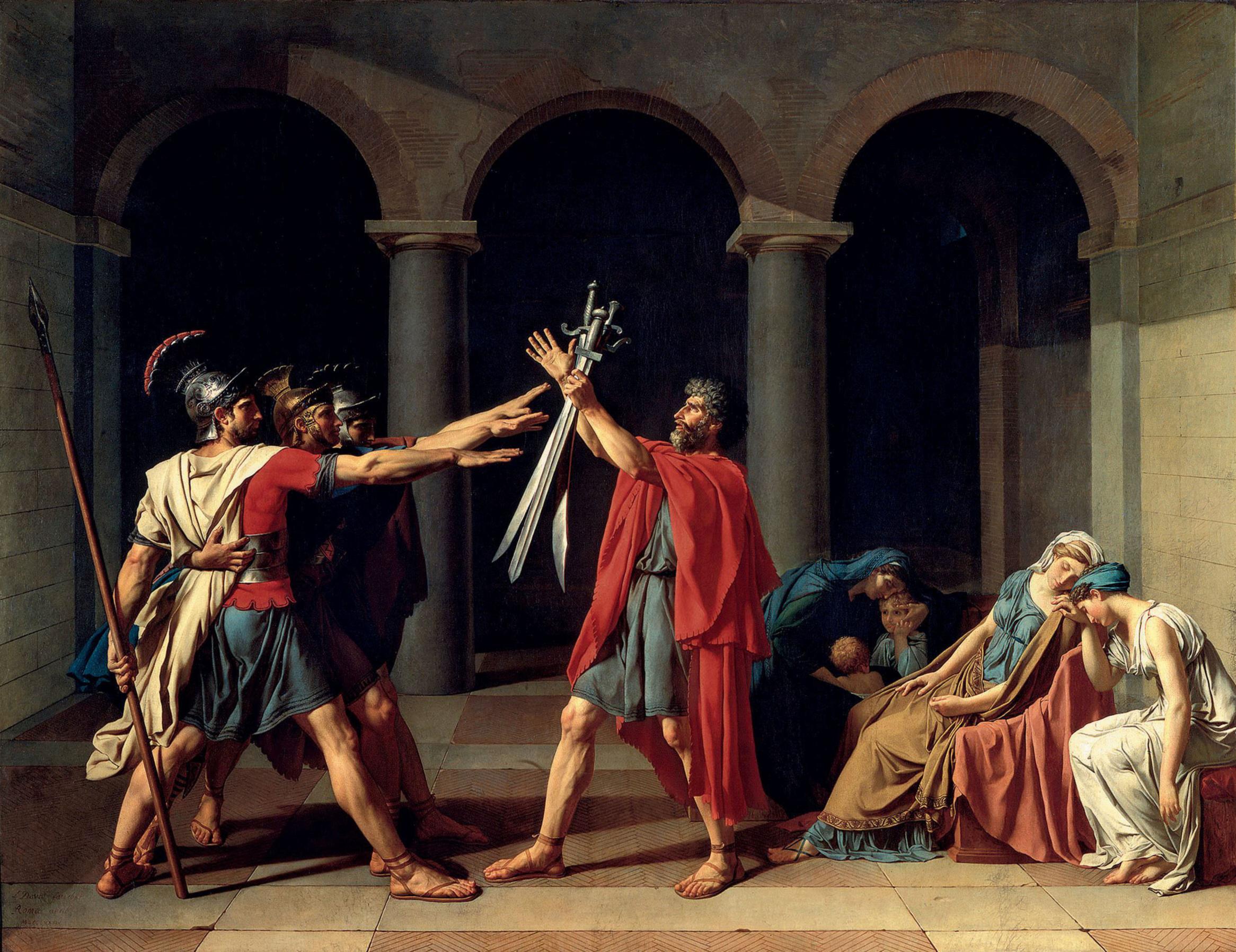 """La parola data come """"entità vivente"""" ovvero il giuramento sacro presso gli Antichi – Emanuele Franz"""