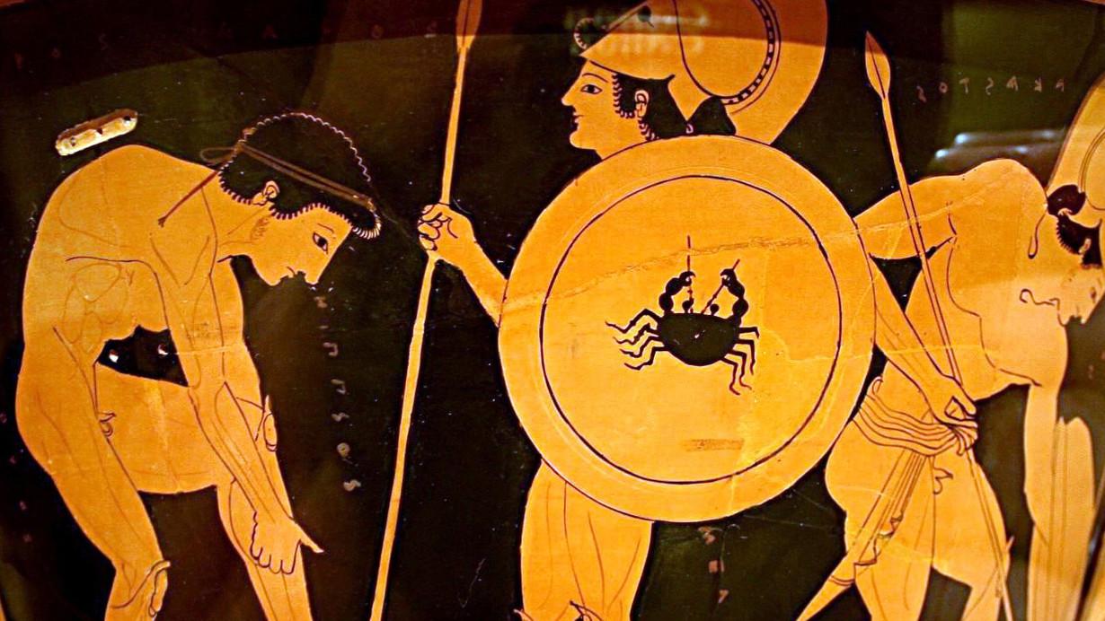 La difesa dei deboli nell'etica cavalleresca e nei Miti Greci – Emanuele Franz