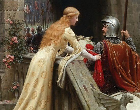 Sottomissione alla donna e ideale cavalleresco – Emanuele Franz