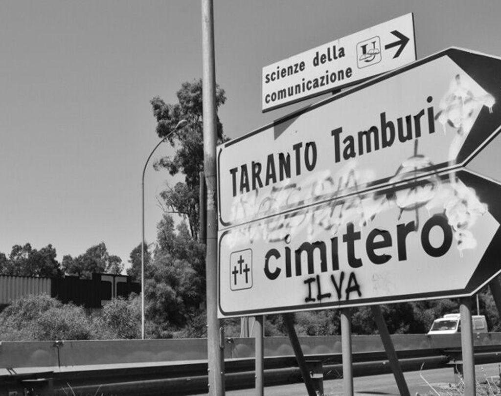 Parlateci dei bambini di Taranto – Luca Valentini