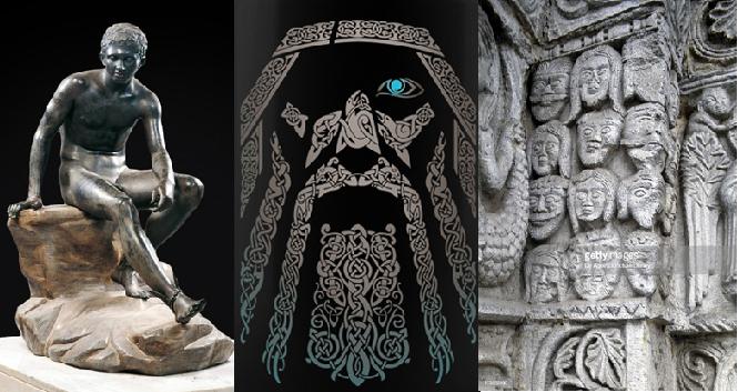 La figura dello psicopompo nella mitologia antica e i suoi influssi nell'età medioevale e moderna – Fabio Calabrese
