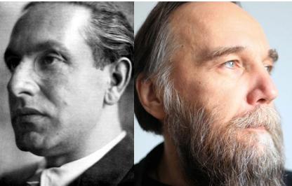 Astrazione e differenziazione in Julius Evola – Aleksandr Dugin