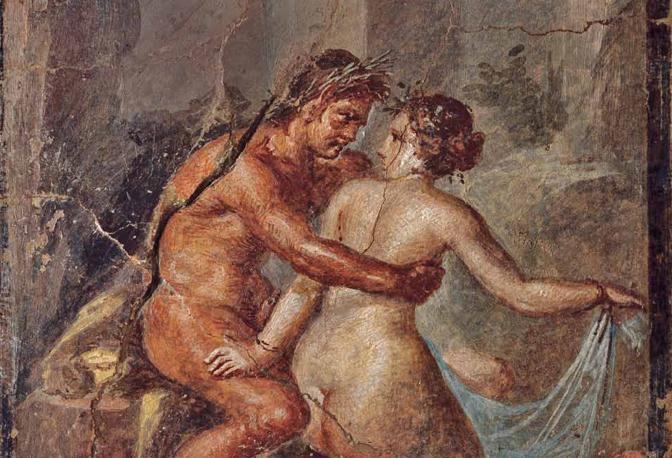 La Dimora del Sublime: l'Eros sacro secondo Luca Valentini – Umberto Bianchi