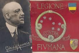 Fiume alchimica: Gabriele D'Annunzio e le acque corrosive – Giandomenico Casalino e Luca Valentini